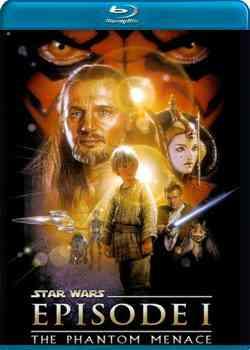 """Star Wars Episode I Blu Ray"""