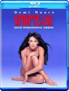 """""""Striptease BluRay"""""""