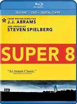 """Super 8 Blu Ray"""