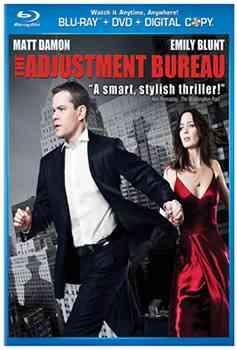 The Adjustment Bureau BRRip cover