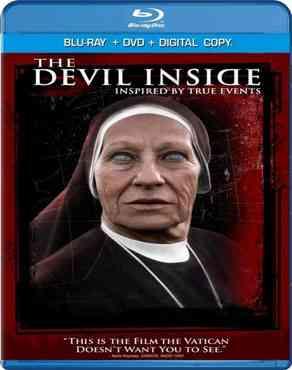 """The Devil Inside 2012 Blu-Ray"""
