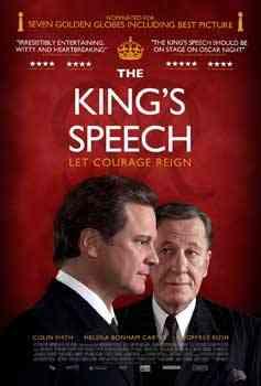 """""""The Kings speech poster"""""""