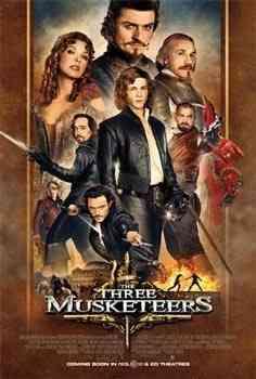 The Three Musketeers latino