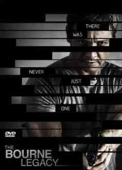 El Legado de Bourne Poster