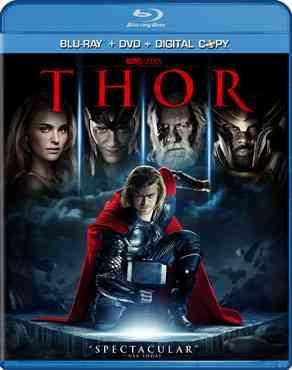 """Thor 2011 Blu-Ray"""