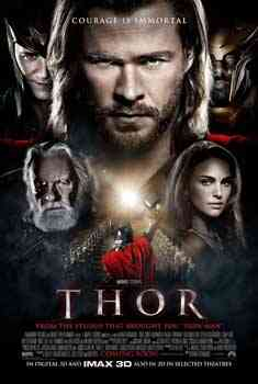 """Thor 2011 poster"""