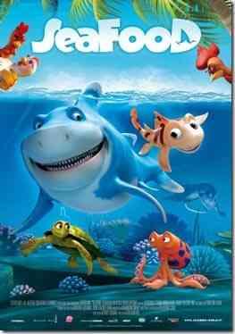 """Tiburones al Ataque poster"""