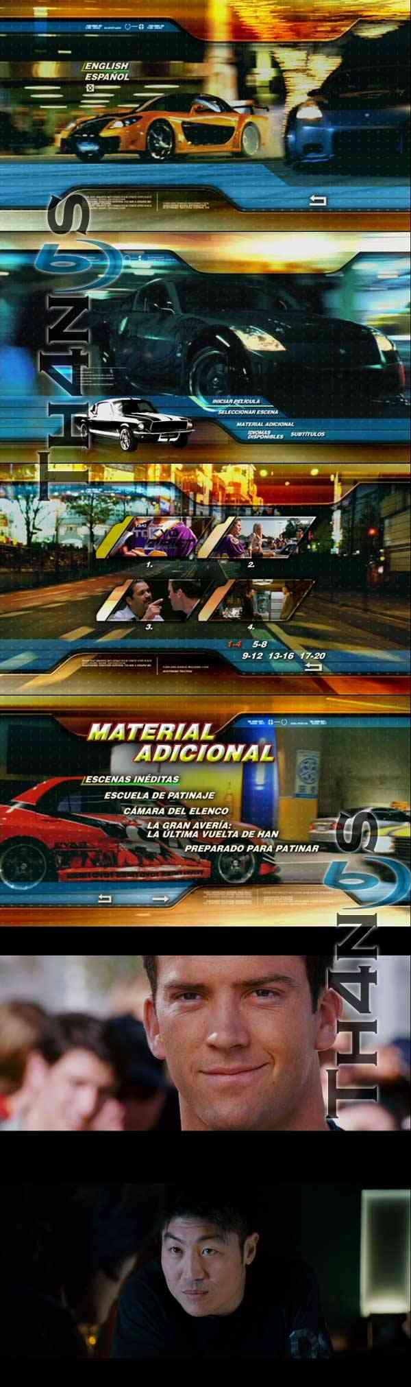 """""""Tokyo Drift DVD-9"""""""
