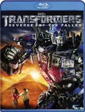 """Transformers 2 2009 Blu-Ray"""