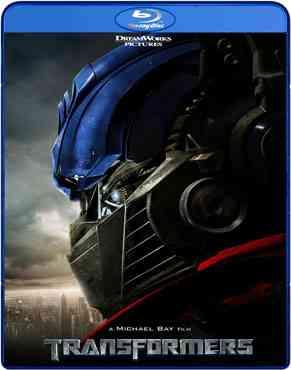 """Transformers 2007 Blu-Ray"""