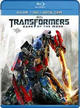 """Transformers 3 2011 Blu Ray"""