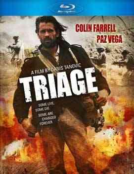 """Triage BluRay"""