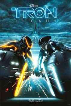 """""""Tron Legacy Poster"""""""