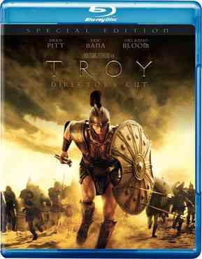 """Troy 2004 Blu-Ray"""