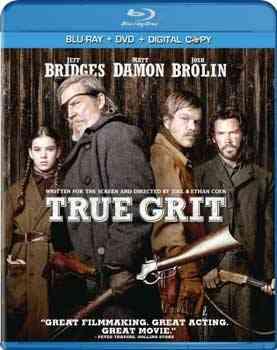 """True Grit 2010 BluRay"""