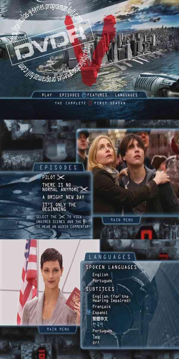 """V 2009 DVD 1"""