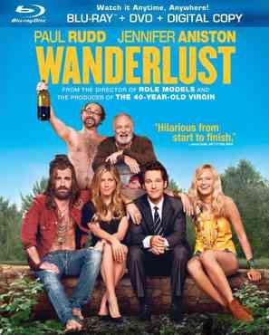 """Wanderlust 2012 Blu-Ray"""