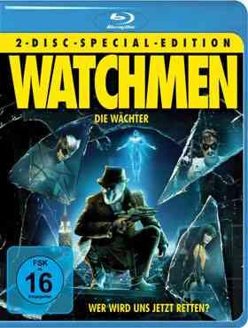 """Watchmen Blu-Ray"""
