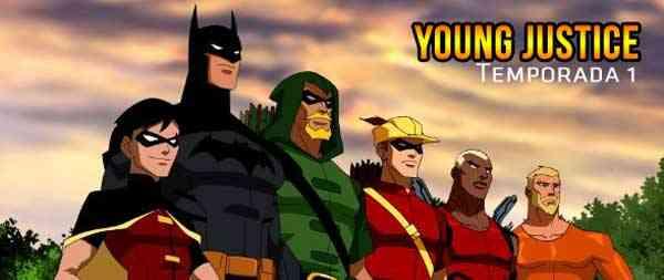 Young Justice temporada 1