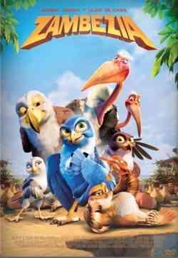Zambezia La Ciudad de las Aves