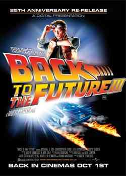 """""""Back To The Future 3"""""""