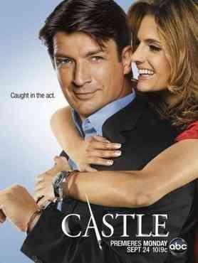 castle temporada 5