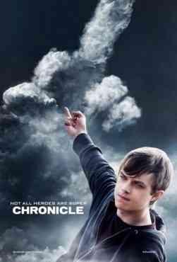"""""""chronicle estreno 2012"""""""