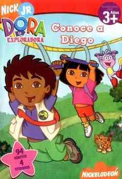 """""""Dora la Exploradora conoce a Diego"""""""