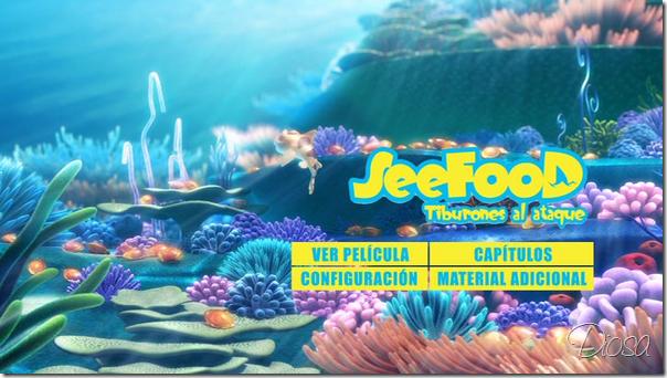 """""""SeaFood dvd"""""""