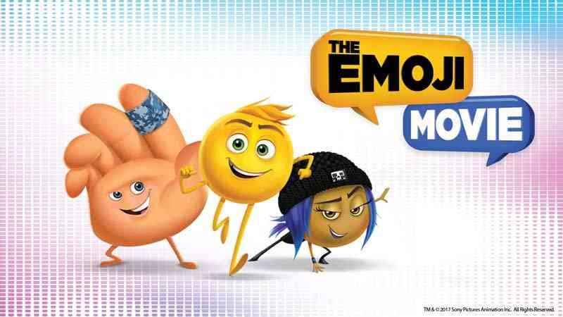 emojis la pelicula. emoji movie 2017