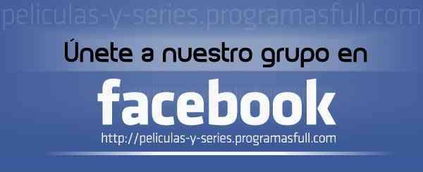 """""""facebook peliculas y series"""""""