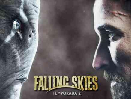 falling skies temporada 2 poster