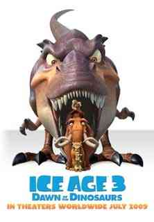 Ice age 3 cover