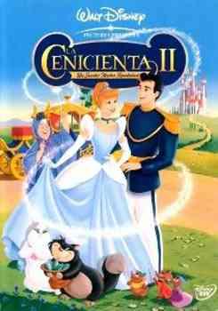 la cenicienta 2 DVD español latino