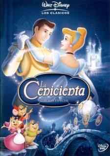 la cenicienta DVD español latino