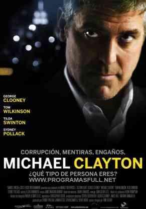 Michael Clayton KVCD
