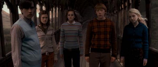 pelicula Harry Potter y la Orden del Fénix
