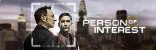 Person of Interest S01E01