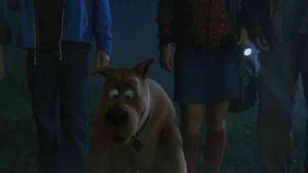 Scooby Doo III:Comienza el misterio captura 2