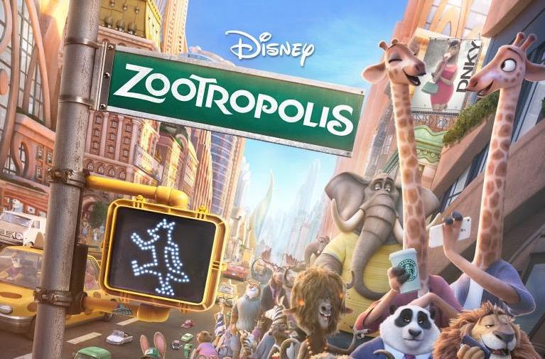 Zootropolis programas full