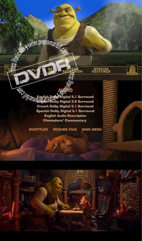 Pictures Of Shrek 4 Dvd Menu Rock Cafe
