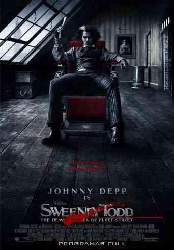 Sweeney Todd DVDScr