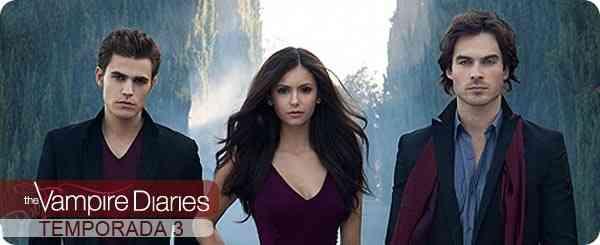 """temporada 3 The Vampire Diaries"""