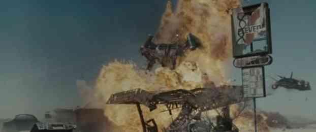Terminator Salvation  captura