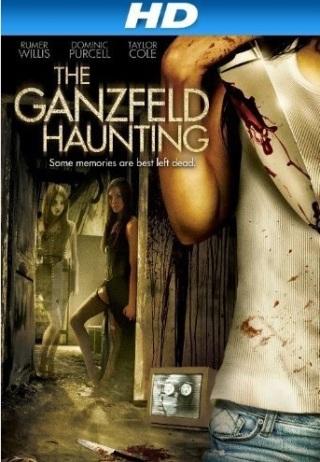 The Ganzfeld Haunting poster