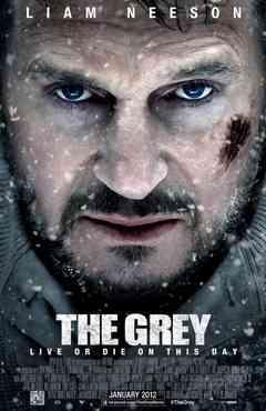 """pelicula the grey 2012"""