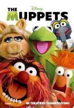 """pelicula los muppets"""