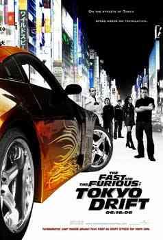 """""""tokyo drift poster"""""""