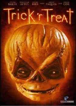 Trick 'r Treat DVD full latino