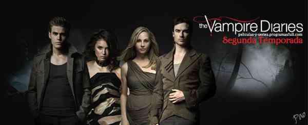 """vampire diaries segunda temporada"""